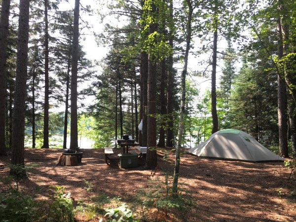 7 Lessons Learned While Living in a Tent for 6 Weeks