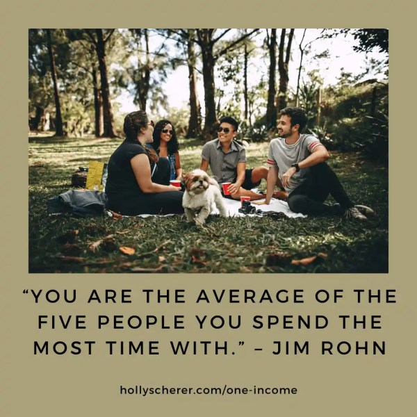 Most of us believe that we need multiple incomes to get by. Yet each year I see more people learning to thrive on one income. Here's how they enjoy more family time and better work-life balance on half the income.