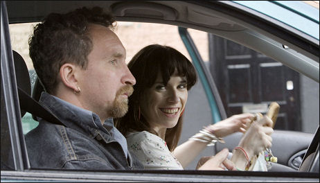 Eddie Marsan and Sally Hawkins, in