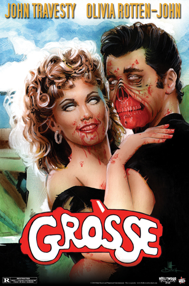 Grease devient Grosse