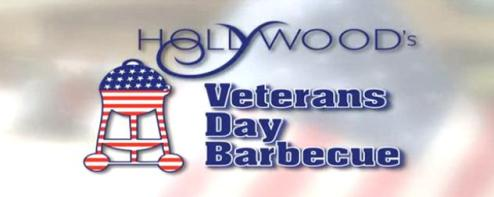 2013%20Vets%20BBQ City of Hollywood's Veterans BBQ has been rescheduled to Veterans Day, Tues., Nov. 11