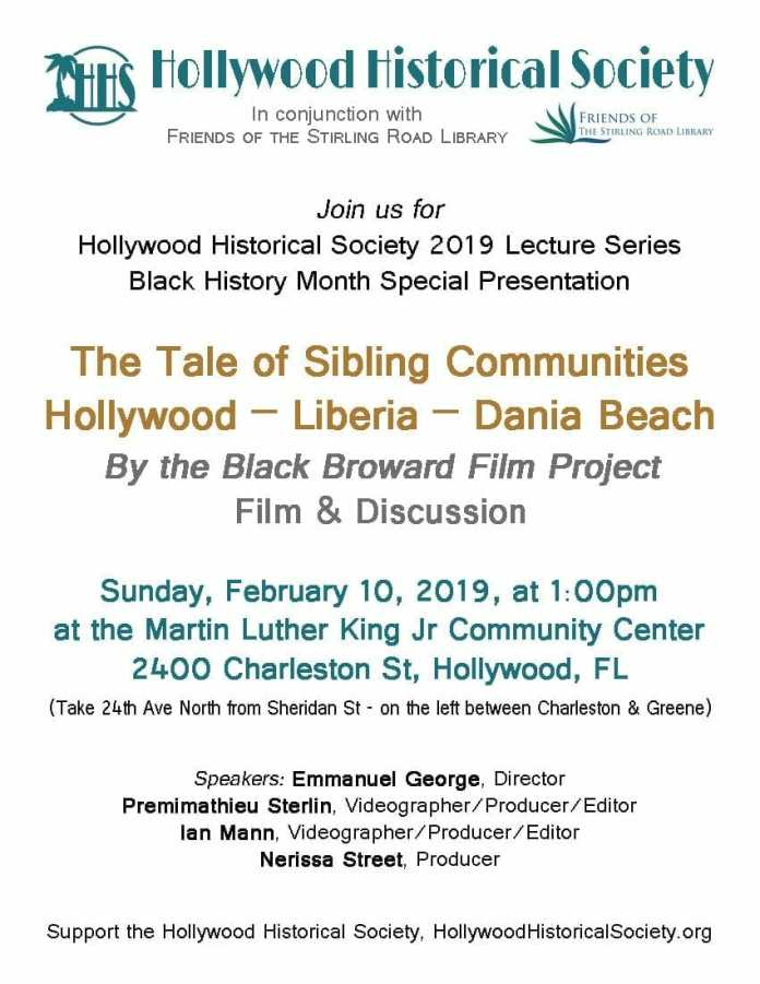 Broward celebrates black history month with dozens of free cultural events