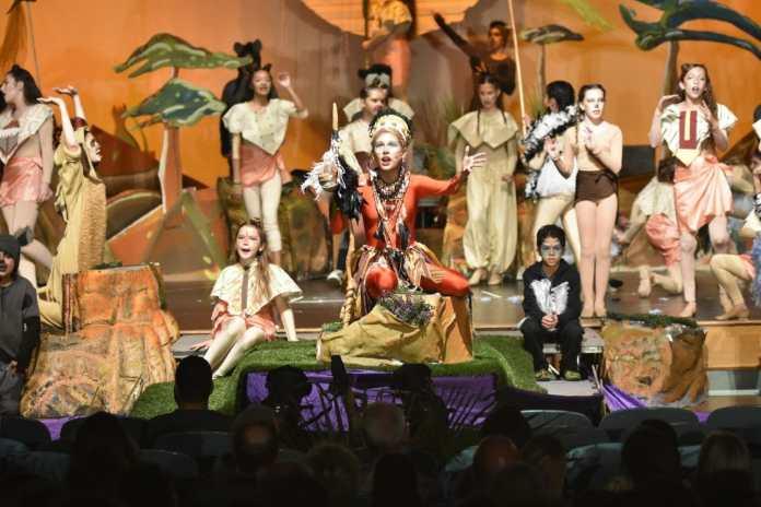 Lion king jr broadway actors summer arts camp
