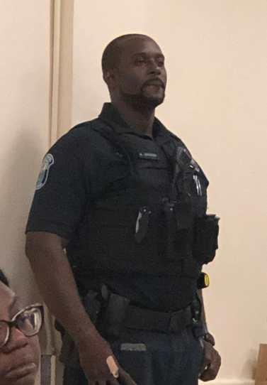Officer Andrew Archer, HPD