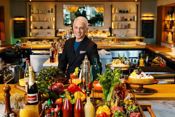 Chef Geoffrey Zakarian