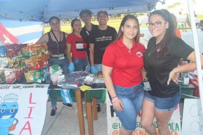 Mcarthur high school latinos in action focus on leadership and community service
