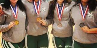 McArthur High School girls wrestling team does well in tournament