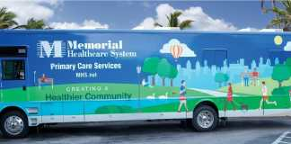 Memorial Healthcare Mobile Service Available to Uninsured Residents of Hollywood Through July 16 at City Hall