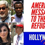 """<em>Hollywood Insider's</em> Eye-Opening Series <em>Messages From America</em> Shows To The World The American People's Answers On Important Issues: Episode 1 - """"What Is Your Message To The Refugees?"""""""