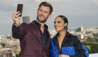 Watch: Reaction From Stars On The Making Of - <em>Men In Black: International</em> | Chris Hemsworth, Tessa Thompson & Gary Gray On A Global Tour - Indonesia, China, Russia, France, Brazil, UK & USA