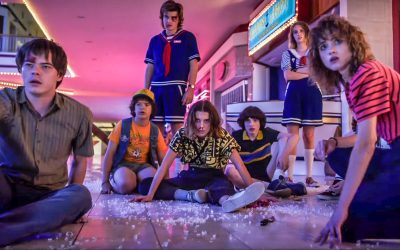 The Duffer Brothers Have Delivered Us Another Wonderful Season of Stranger Things With One of The Best Finales of All Time: Winona Ryder, David Harbor, Millie Bobby Brown