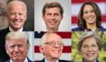 WATCH: Who Is President For 2020? Pete Buttigieg? Joe Biden? Kamala Harris? Donald Trump? Bernie Sanders? - Season 2 Of Hollywood Insider's Messages From America - Episode 2