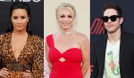 Mental Health in Hollywood/Public Eye: From Britney Spears to Pete Davidson, How Mental Health Issues & Awareness Play Out In Hollywood