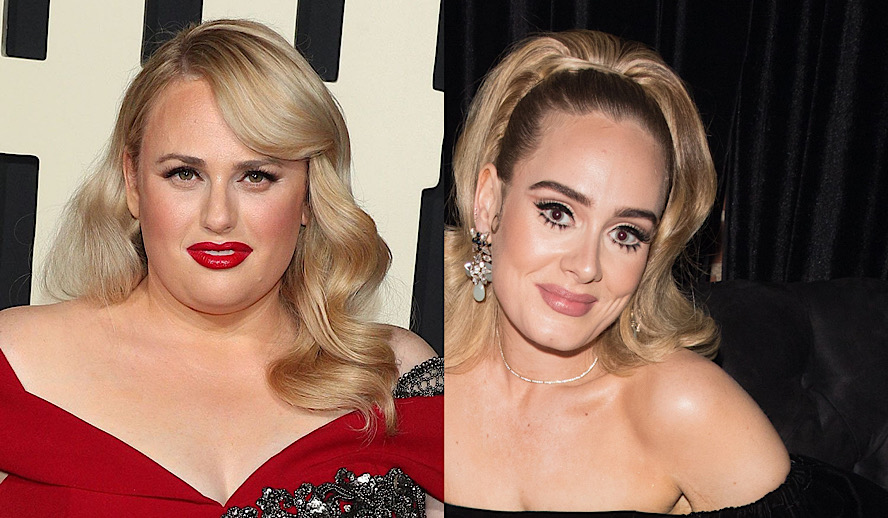 Hollywood Insider Feature Weight Loss, Adele, Rebel Wilson