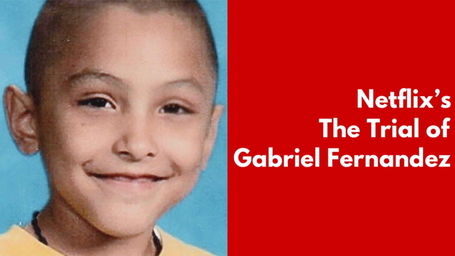 Hollywood Insider Netflix The Trial of Gabriel Fernandez Gay LGBTQ