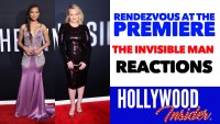Video: 'The Invisible Man' Rendezvous At The Premiere with Elisabeth Moss, Storm Reid & Team