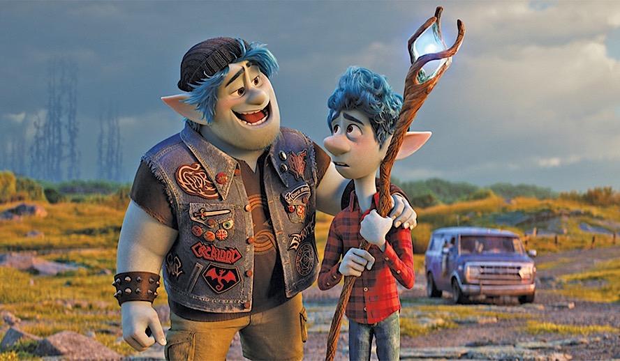Hollywood Insider Review Onward, Tom Holland, Chris Pratt, Pixar Disney