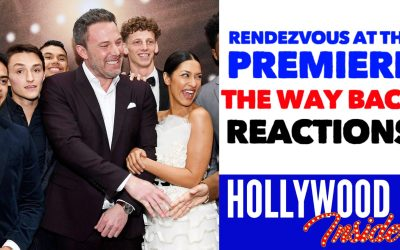 Video: Rendezvous At The Premiere of 'The Way Back' with Reactions from Ben Affleck & Team