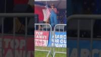 Sacha Baron Cohen Strikes Again: Successfully Pranks Alt-Right Rally