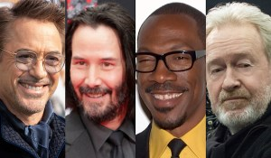 The Greatest Comebacks: Robert Downey Jr., Keanu Reeves, Eddie Murphy, Ridley Scott & More