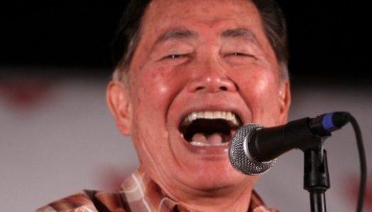Takei: Trump's Cabinet Full of Bigots, Homophobes