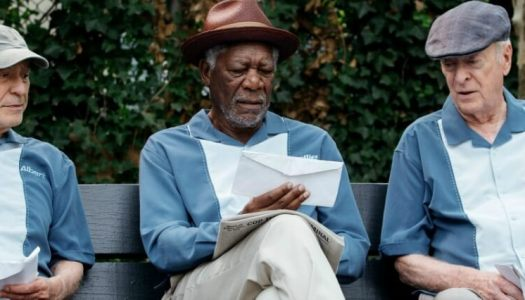 'Going in Style' Remake 'Feels the Bern'