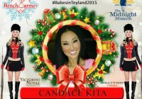 Candace Kita Hosts Babes in Toyland