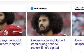 Kaepernick return to NFL