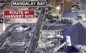 Las Vegas concert shooting site