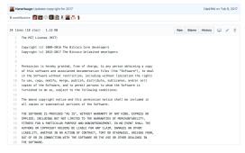 Bitcoin MIT License