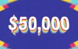 HQtrivia 50,000-dollar prize