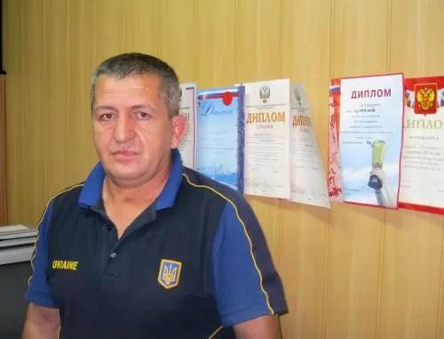 Abdulmanap in Ukraine