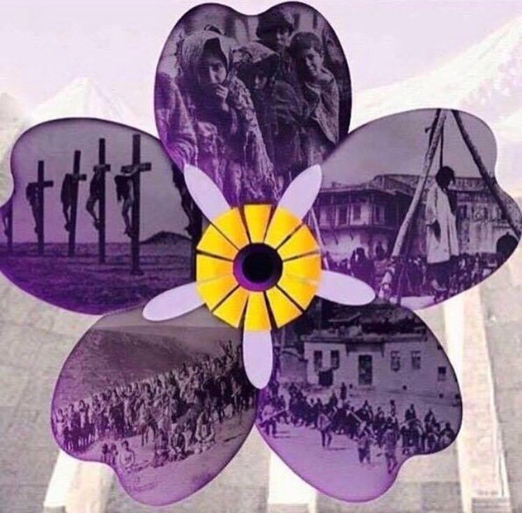 Armenian Genocide symbol
