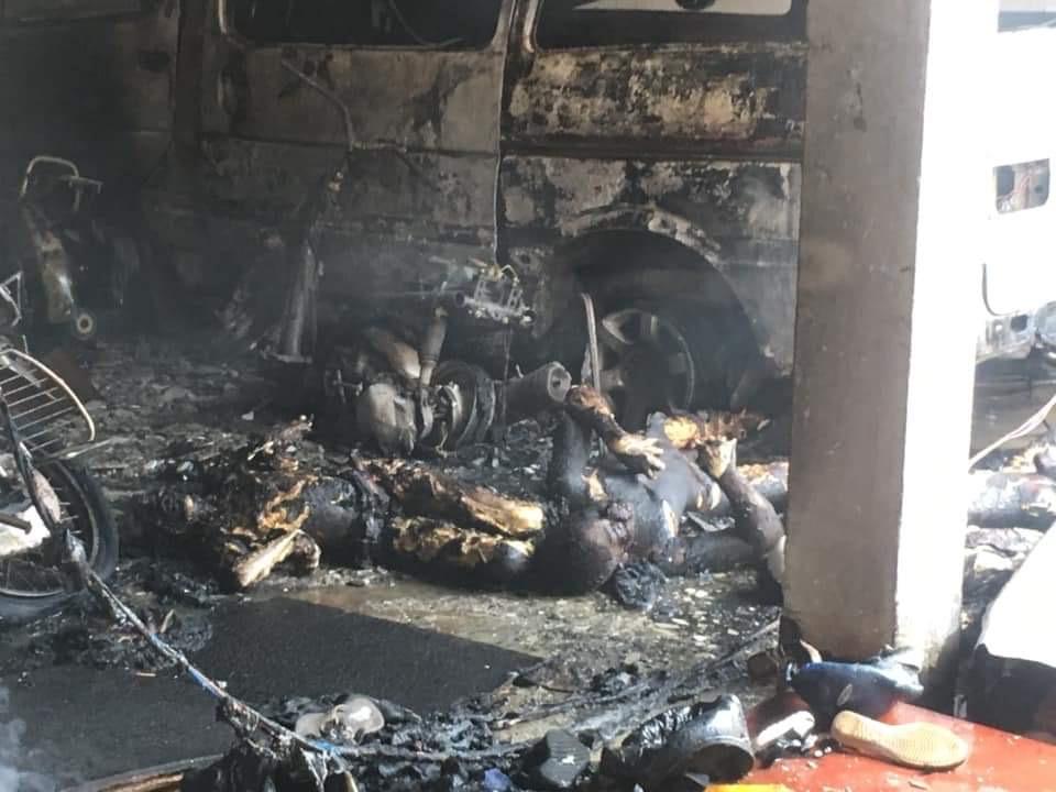 Sri Lanka victims