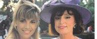 Vanna White and Marci Weiner 50%