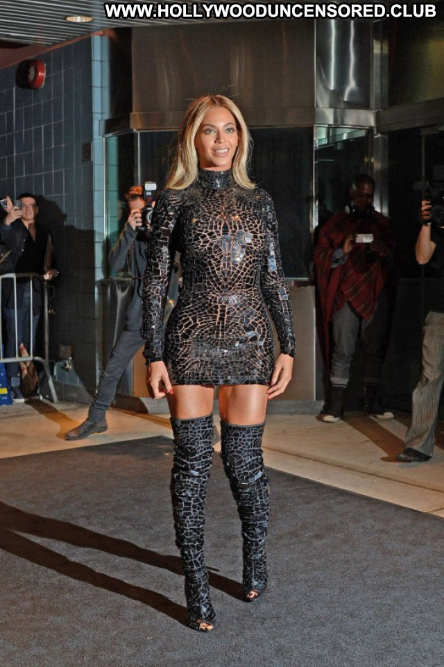 Beyonce Party Nyc Posing Hot Beautiful Babe Paparazzi Celebrity Nude