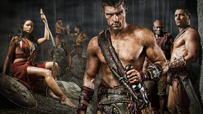 Spartacus: Vengeance' Who's Who: Meet Season 2's Players – The Hollywood  Reporter