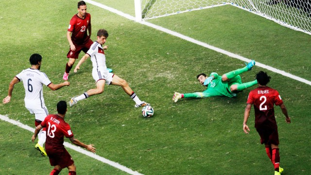 World Cup 2014: Germany vs Portugal – Highs and Lows – The Hollywood  Reporter