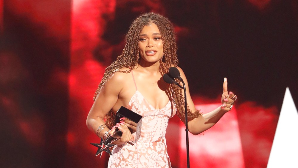 BET Award WINNERS 2021: Andra Day wins best actress at the 2021 BET Awards