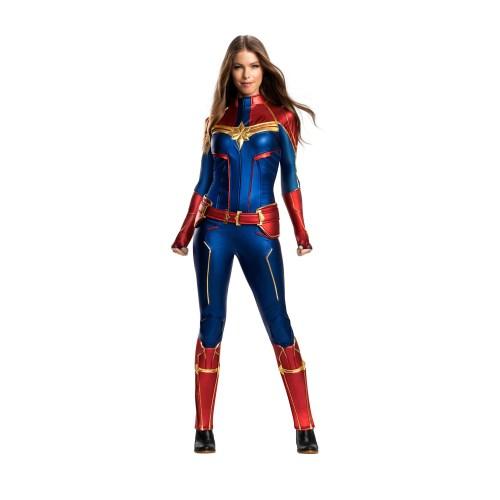Women's Captain Marvel Costume