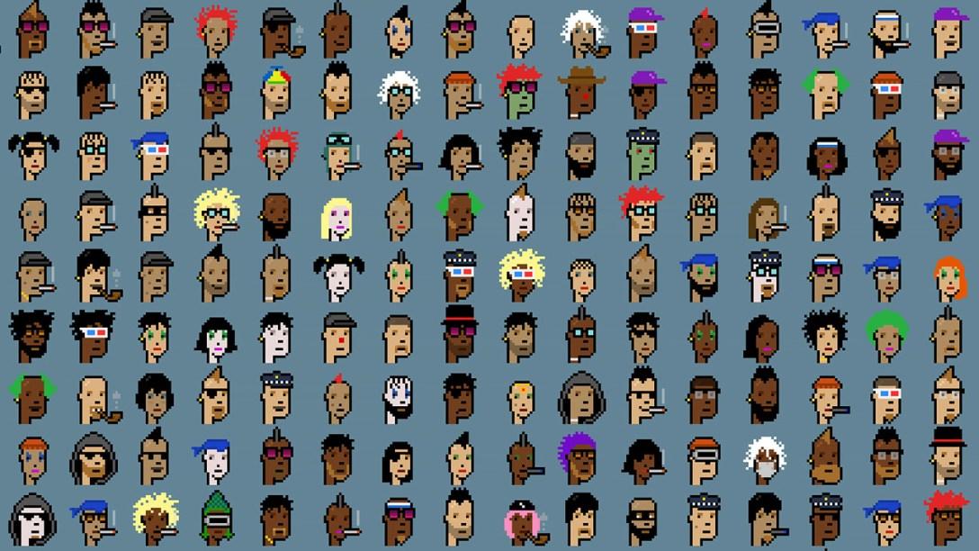 Many Cryptopunks