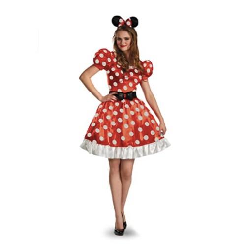 Disney Minnie Mouse Halloween Costume