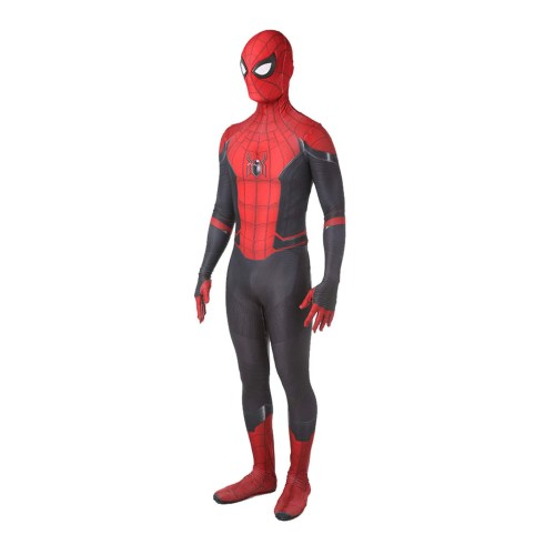 Spider-Man Halloween Costume