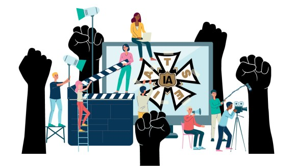 """""""Change That Is Long Overdue"""": Why IATSE May Call for a Strike"""