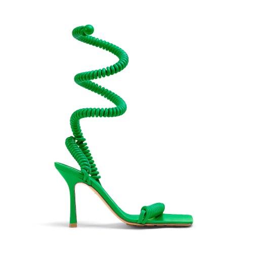 Balenciaga Wire Stretch Sandals