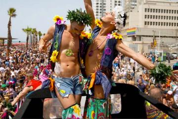 Tel Aviv Gay Pride 2016