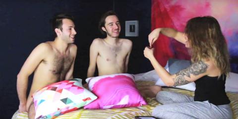 Arielle Scarcella - Gay Couple