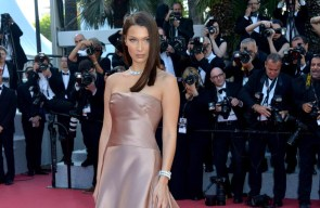 Bella Hadid back on Instagram after taking a break to 'reflect'