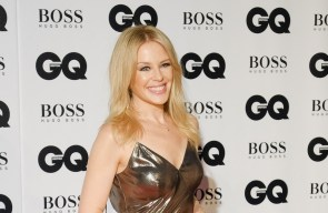 Kylie Minogue says musical is taking 'forever' to make