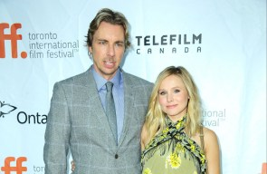 Kristen Bell: Dax Shepard and I have a code word to stop game nights from getting heated